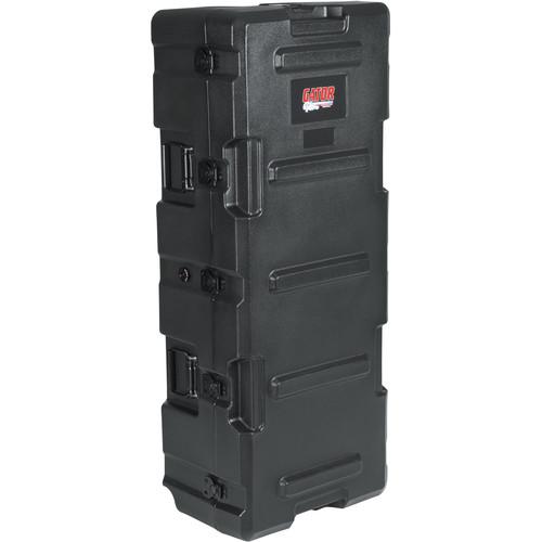 "Gator Cases ATA Heavy Duty Roto-Molded Utility Case (Black, 45x17x11"" Interior)"