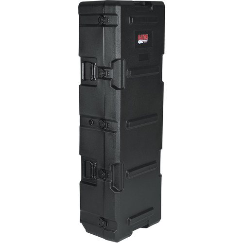 "Gator Cases ATA Heavy Duty Roto-Molded Utility Case (Black, 55x17x11"" Interior)"
