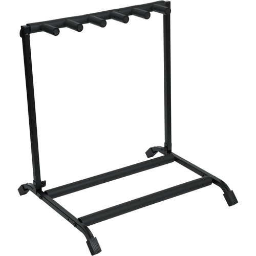 Gator Cases Rok-It Collapsible Guitar Rack for 5 Guitars