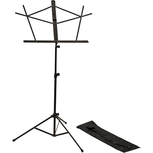 Gator Cases Frameworks Rok-It Sheet Music Stand (Black)