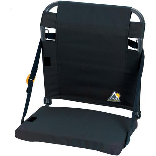 GCI Outdoor BleacherBack Stadium Seat (Black)