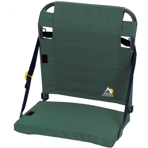 GCI Outdoor BleacherBack Stadium Seat (Hunter)