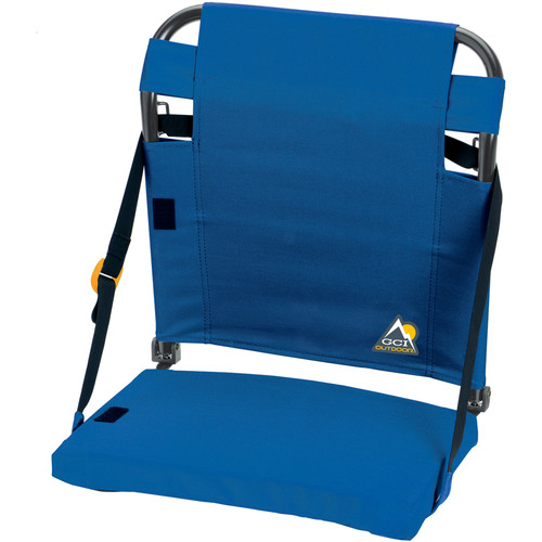 GCI Outdoor BleacherBack Stadium Seat (Royal Blue)