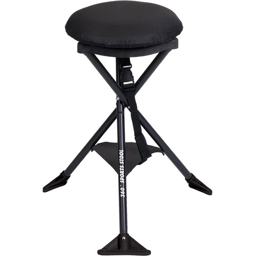 GCI Outdoor 360° Sports Stool (Black)