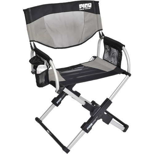GCI Outdoor PICO Telescoping Arm Director's Chair (Sage)