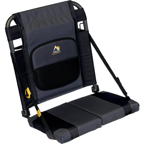 GCI Outdoor SitBacker Canoe Seat (Black)