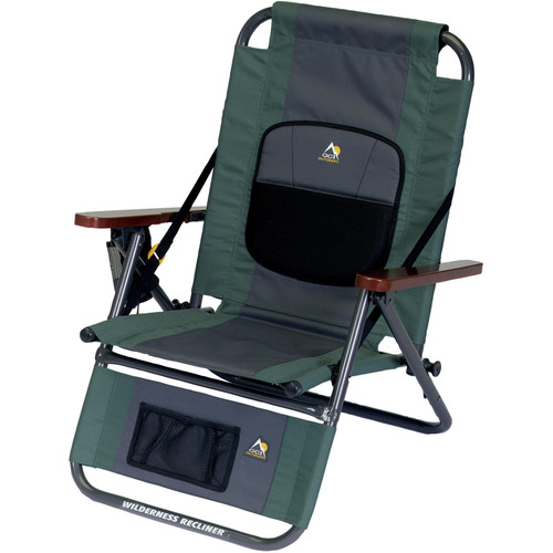 GCI Outdoor Wilderness Recliner (Hunter Green)