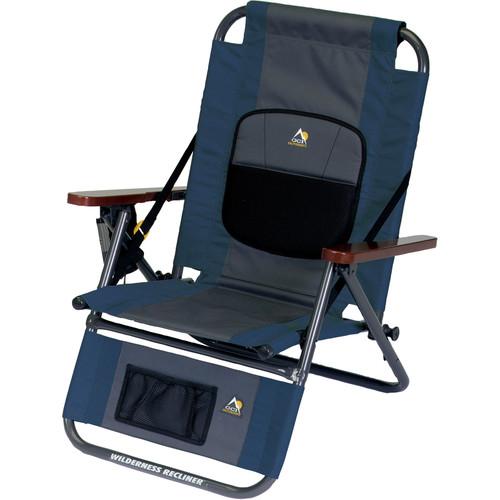 GCI Outdoor Wilderness Recliner (Royal Blue)