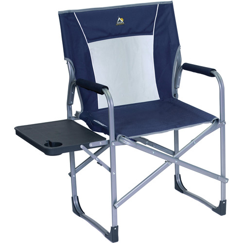 GCI Outdoor SLIM-FOLD Director's Chair (Midnight Blue)