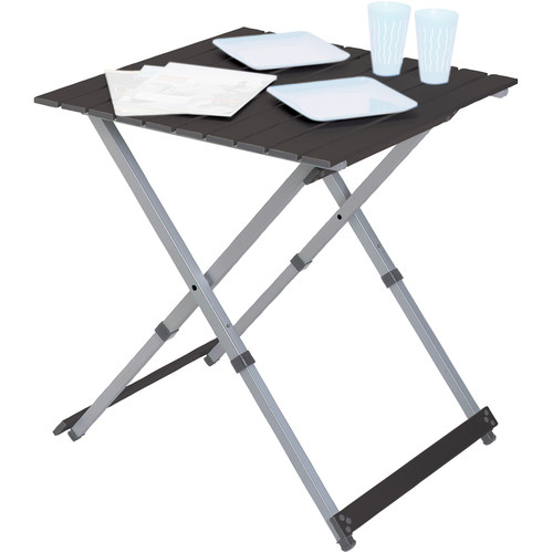 GCI Outdoor Compact Camp Table 25 (Black Chrome)