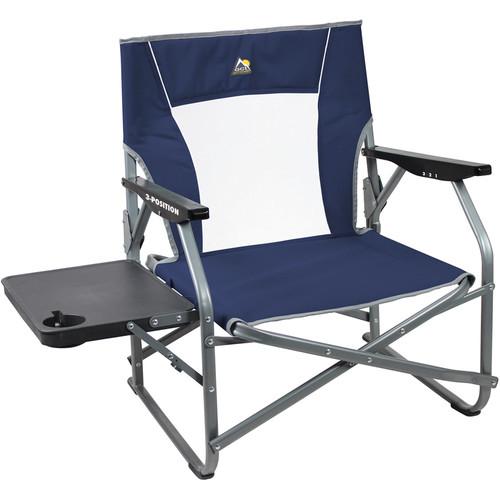 GCI Outdoor 3-Position Event Chair (Indigo Blue)