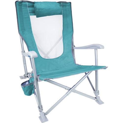 Gci Outdoor Sun Recliner Beach Chair Seafoam Green 61084 B Amp H