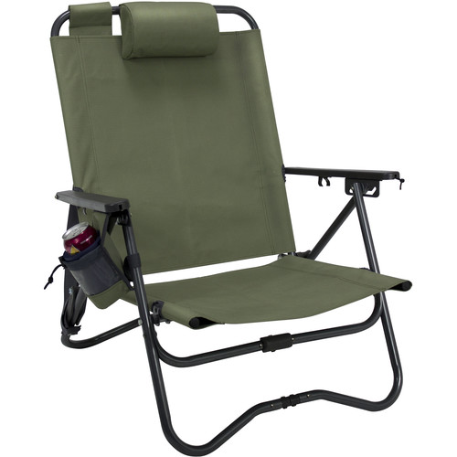 GCI Outdoor Bi-Fold Camp Chair (Loden Green)