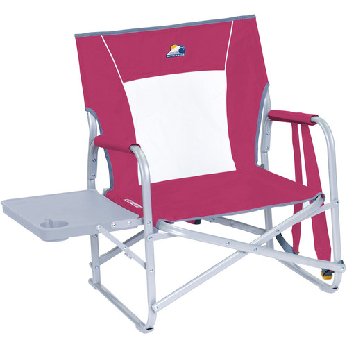 GCI Outdoor SLIM-FOLD Beach Chair (Beach Berry)