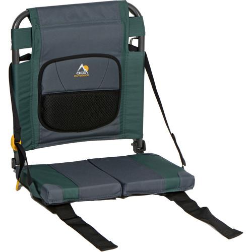 GCI Outdoor SitBacker Canoe Seat Kit (Hunter Green)