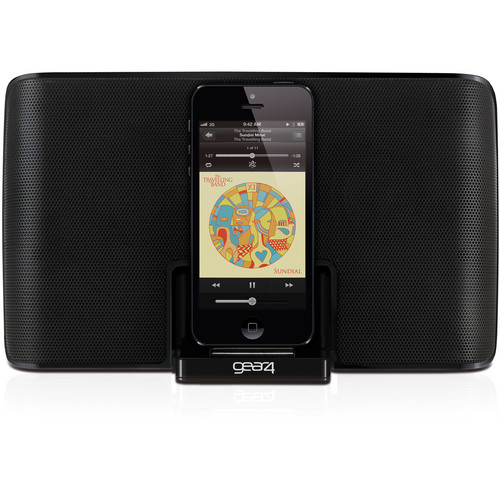 GEAR4 StreetParty Portable Speaker for iPhone & iPod with Lightning Connector