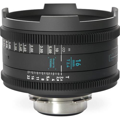 GECKO-CAM Genesis G35 16mm T2.4 Cine Lens (E Mount)