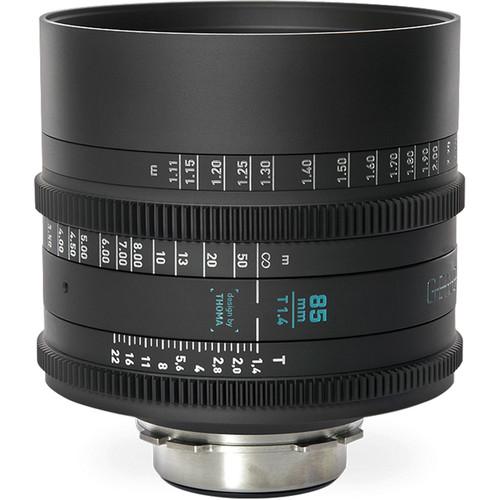 GECKO-CAM Genesis G35 85mm T1.4 Cine Lens (EF Mount)