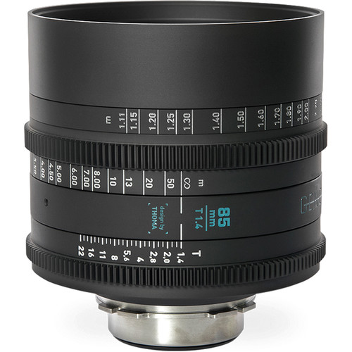 GECKO-CAM Genesis G35 85mm T1.4 Cine Lens (MFT Mount)