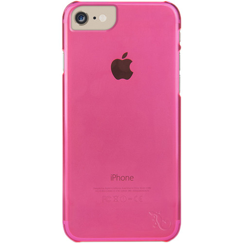 Gecko Gear Tinted Profile Case for iPhone 6/6s/7 (Pink)
