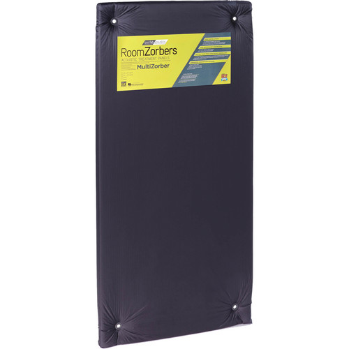 geerfab acoustics RoomZorbers MultiZorber 2448 Acoustic Treatment (Black)