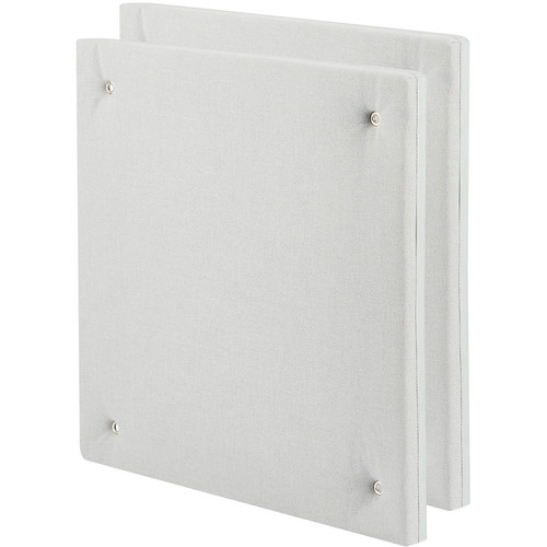 """geerfab acoustics MultiZorber II 24x24x2"""" Acoustic Treatment Panel (Coin)"""
