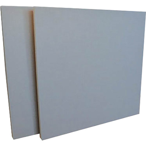 """geerfab acoustics ProZorber Acoustic Panels (24 x 24 x 1"""", Coin, Set of 2)"""