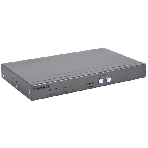 Gefen Digital/Analog Audio Over IP Receiver