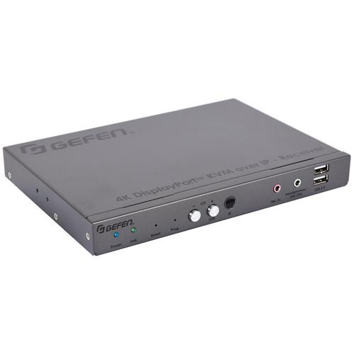 Gefen 4K DisplayPort KVM Over IP Receiver