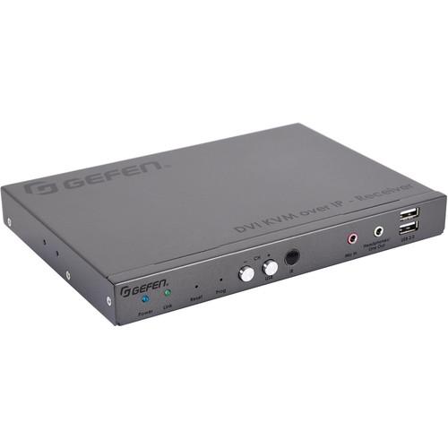 Gefen DVI KVM over IP Receiver (UK Power Cord)