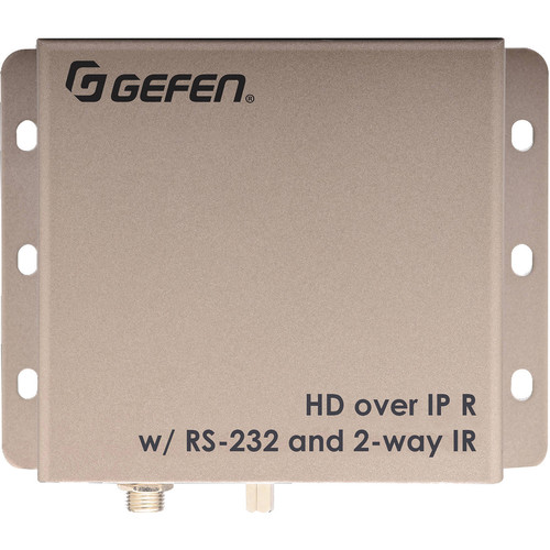 Gefen HD Over IP with RS-232 and 2-Way IR Receiver Unit