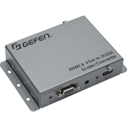 Gefen HDMI/VGA to 3G-SDI Scaler/Converter