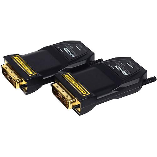 Gefen GEF-DVI-FM1500 Optical DVI Extender with Recordable EDID