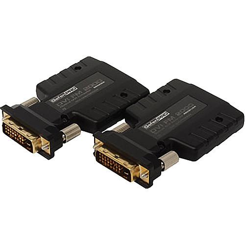 Gefen GEF-DVI-FM2000 Dual Link Fiber Optic Modular Extender
