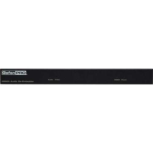 Gefen 3GSDI 3G-SDI to AES/EBU Audio De-Embedder