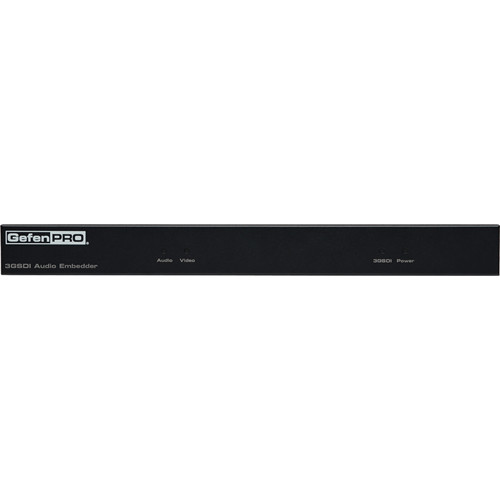 Gefen 3GSDI AES/EBU to 3G-SDI Audio Embedder