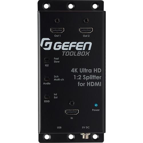 Gefen HDMI Splitter with 4K UHD (1 x 2)
