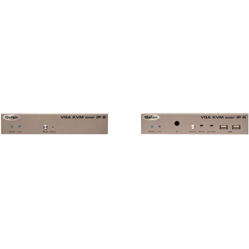 Gefen VGA KVM over IP Transmitter & Receiver Kit