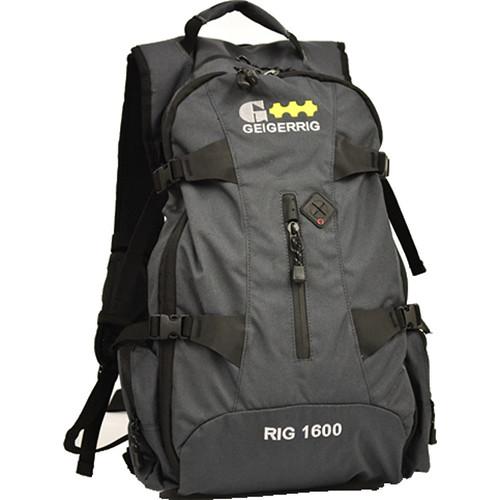 Geigerrig Rig 1600 3L Hydration Pack (Gunmetal Citrus)