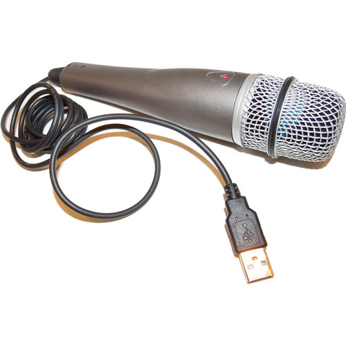 Gem Sound GM-50 Handheld USB Microphone