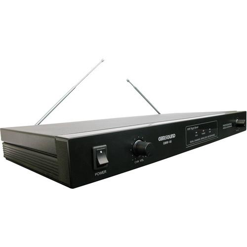 Gem Sound GMW-61 Wireless Duo Microphone System