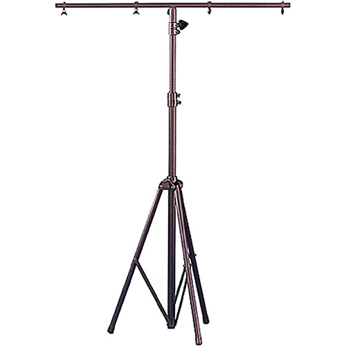 Gem Sound LTS-06 9' Tripod Stand with T-Bar Support (Black)