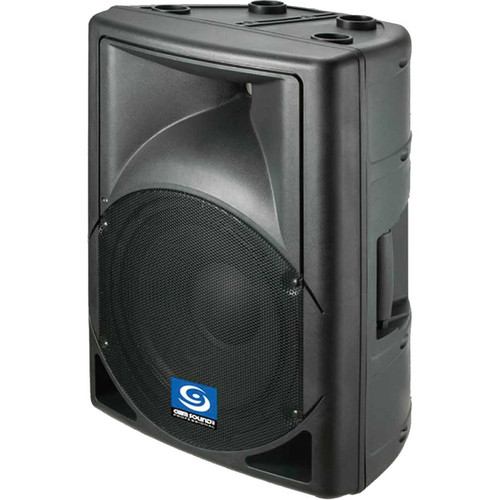 Gem Sound PXA110 2-Way Powered Speaker