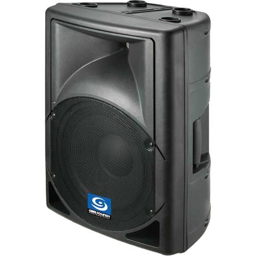 Gem Sound PXA110 2-Way Powered Speaker