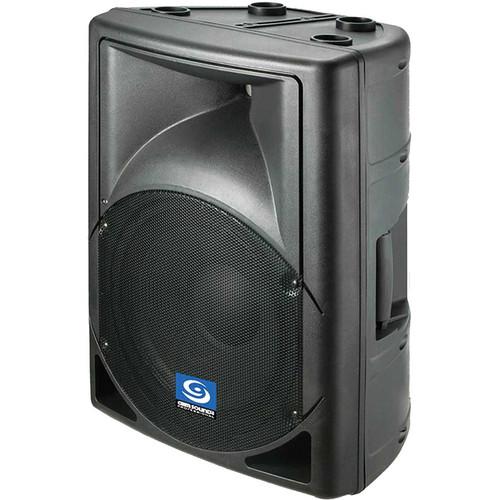 Gem Sound PXA112 2-Way Powered Speaker