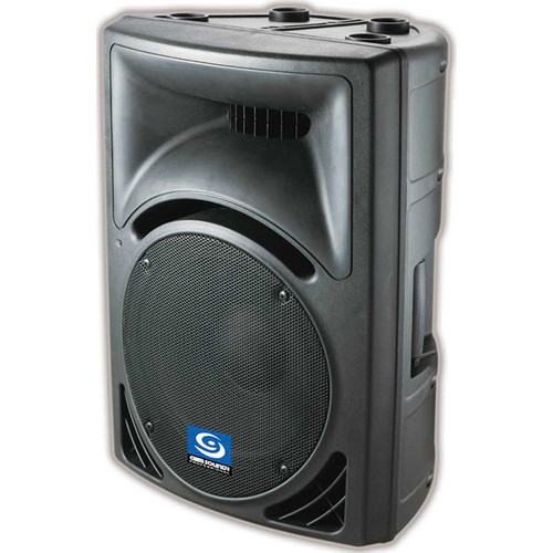 Gem Sound PXA112USB 2-Way Powered Speaker