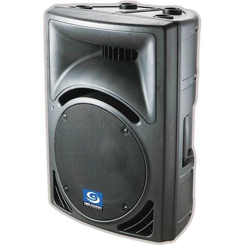 Gem Sound PXA115USB 2-Way Powered Speaker