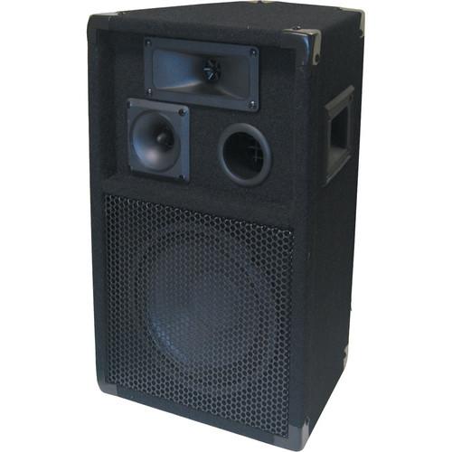 """Gem Sound TR100 10"""" 3-Way Speaker"""
