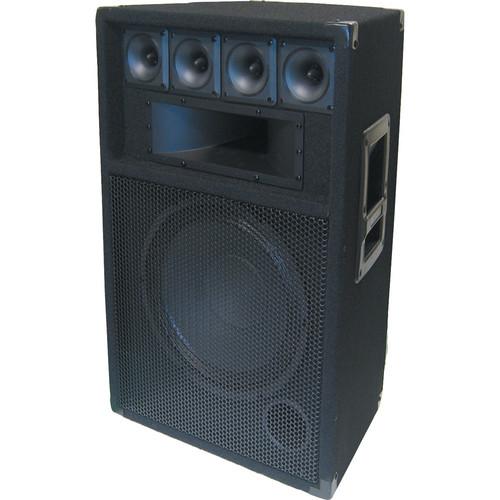 """Gem Sound TR120 10"""" 3-Way Speaker"""