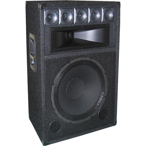 """Gem Sound TR150 10"""" 3-Way Speaker"""